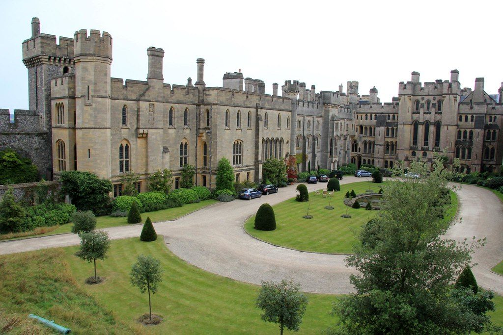The Ghosts of Arundel Castle