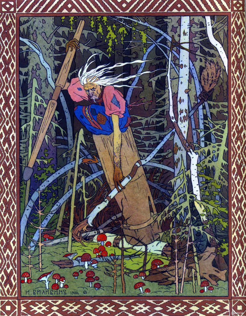 Wizards and Sorcerers from European Folklore