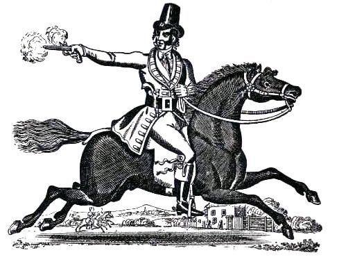 Trial and Execution of Dick Turpin
