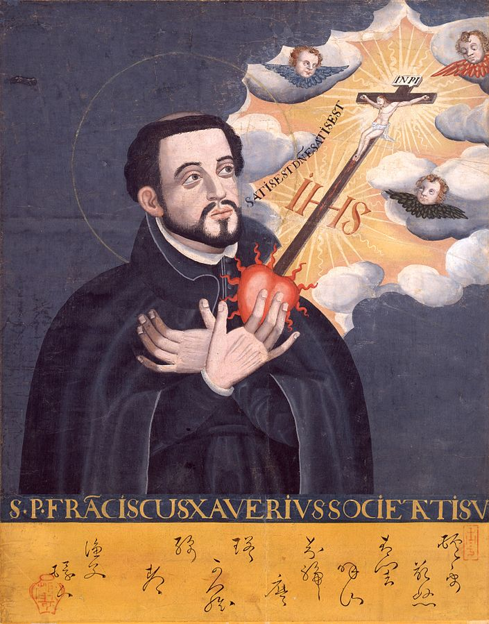 Saint Francis Xavier of Goa Incorrupt Christian Relics