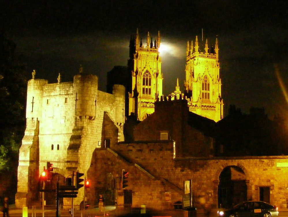 Most Haunted Places in York