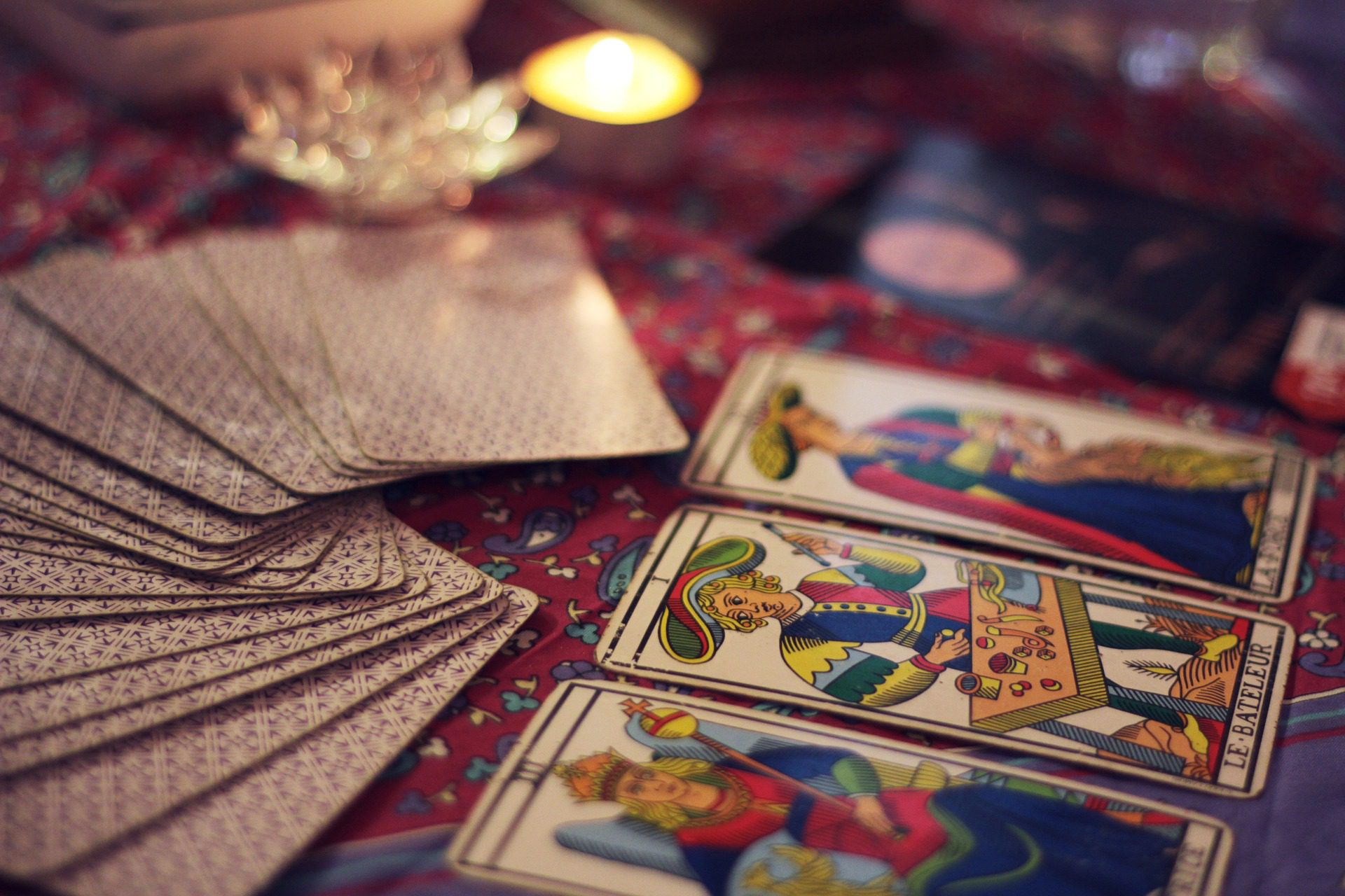 introduction to tarot card readind