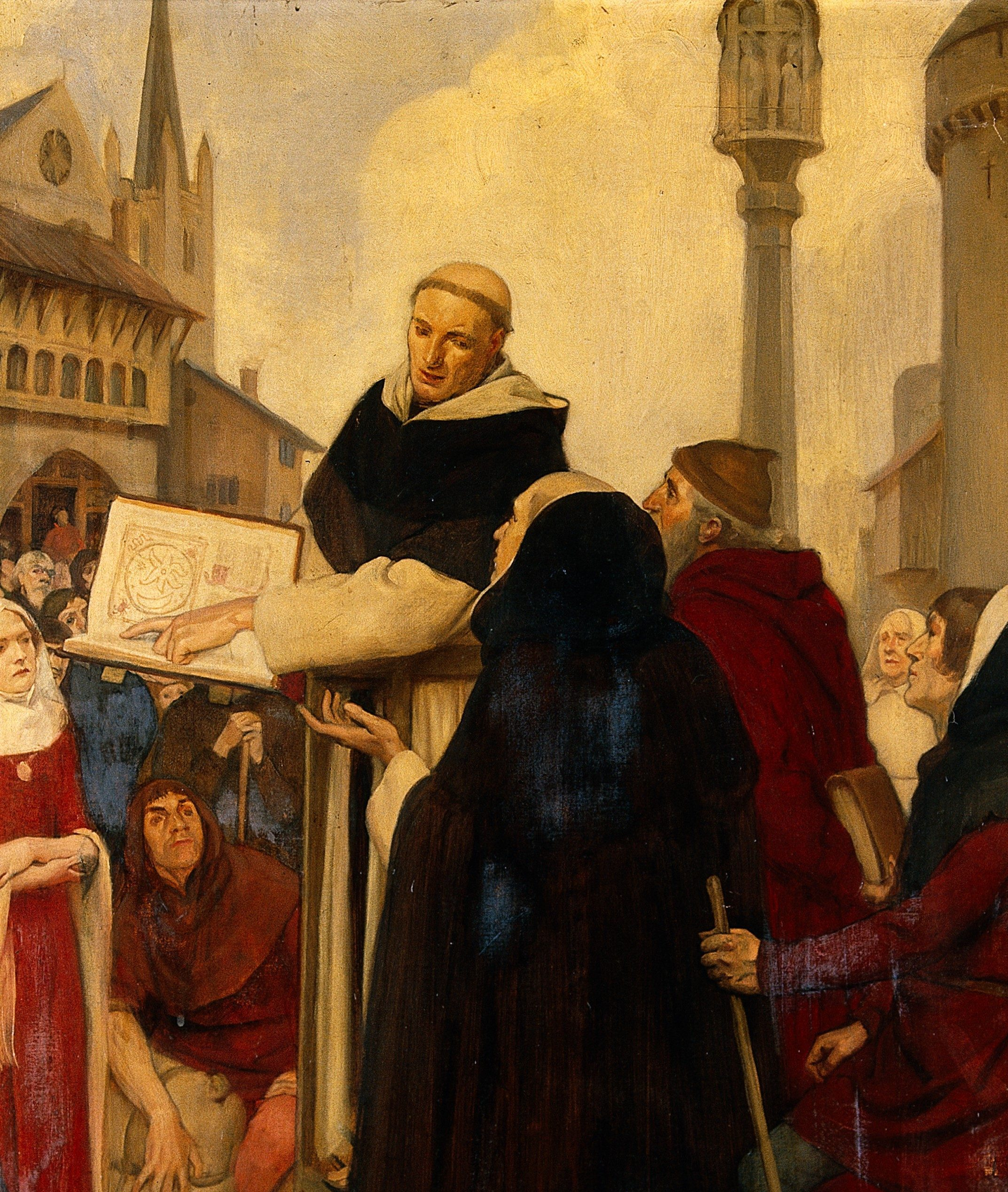 The Life of Albertus Magnus