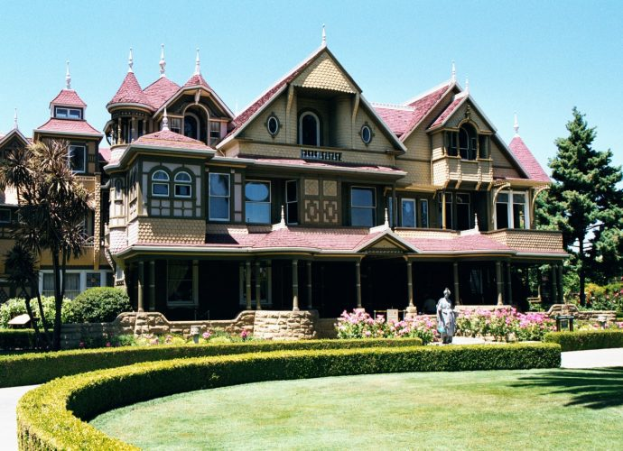 ghosts of the winchester house