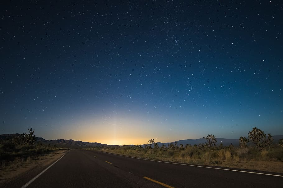 Ghost Lights of Borrego