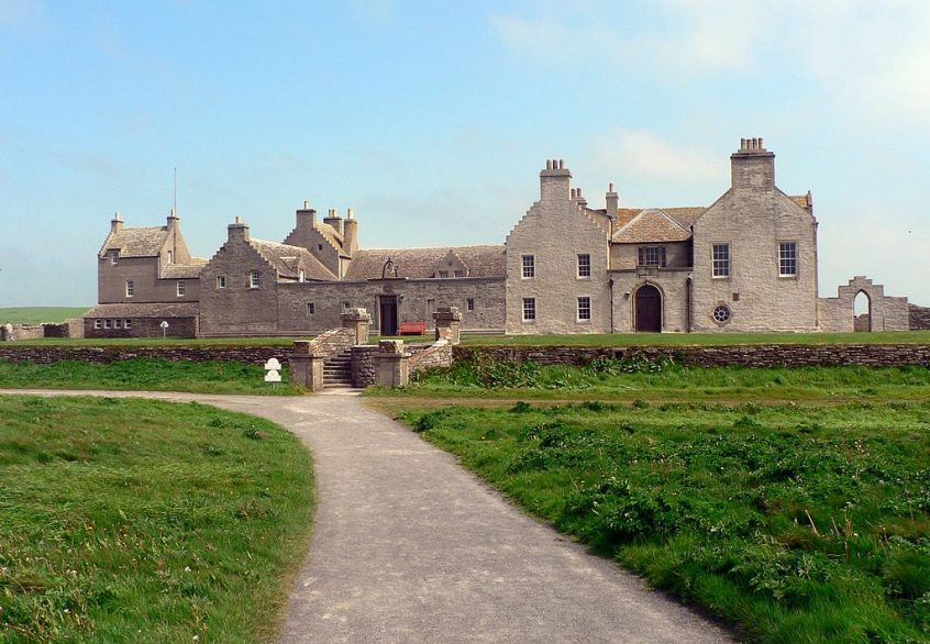 The Haunted Skaill House of Orkney