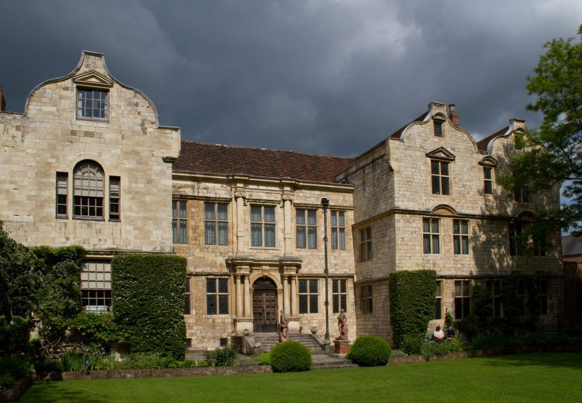 Ghosts of The Treasurer's House, York, England
