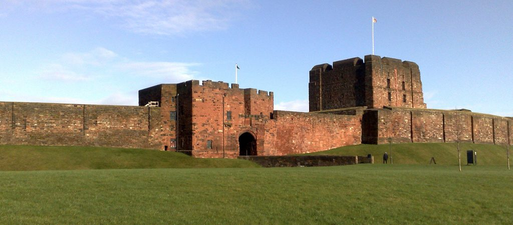 ghosts of carlisle castle