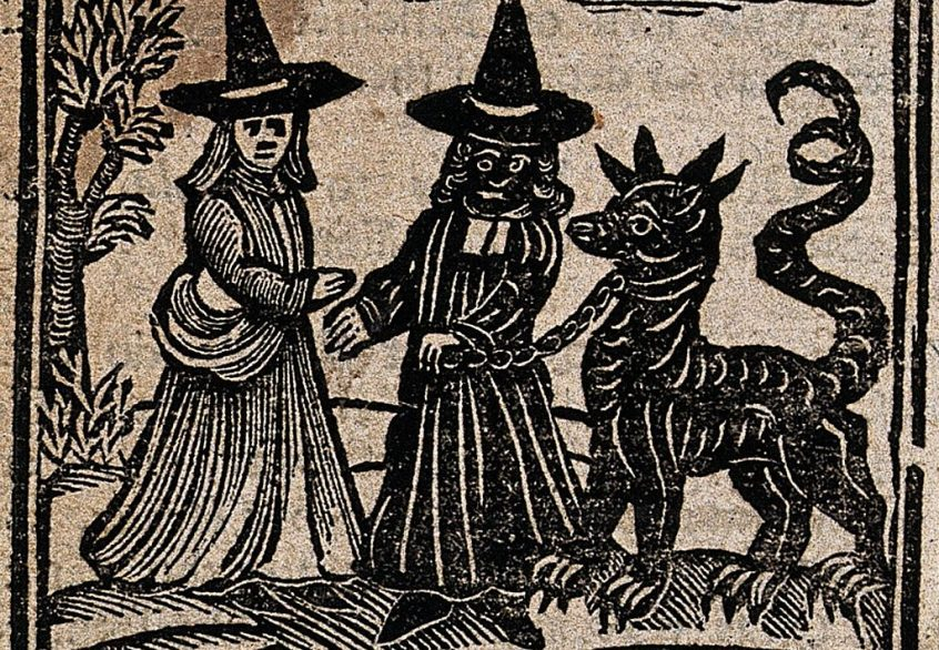 Agnes Waterhouse First Witch Executed