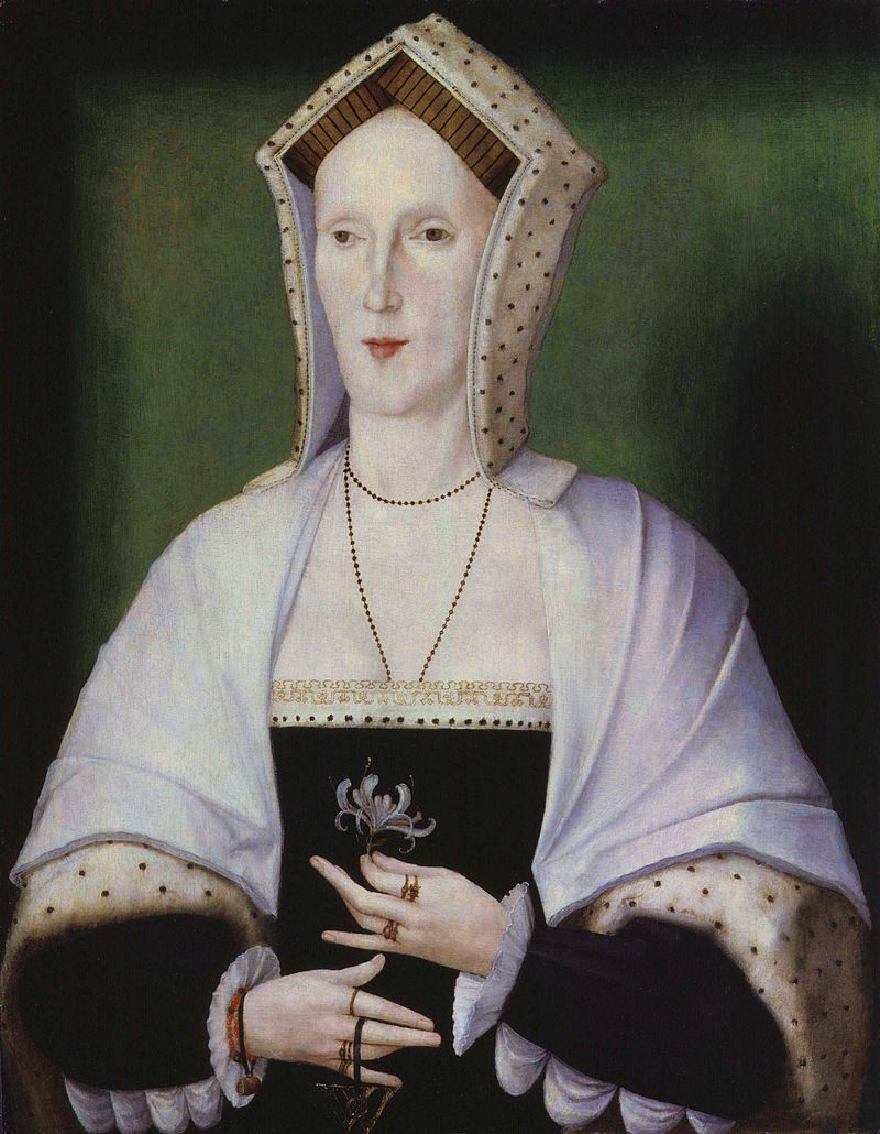 ghost of margaret pole