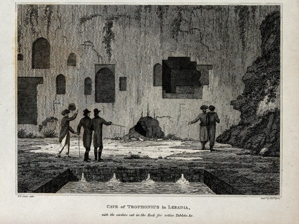 The Cavern of Trophonius
