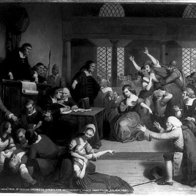 Berwick witch trials of 1590